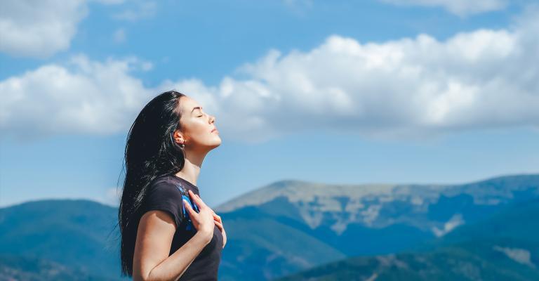 3 semplici consigli per respirare meglio
